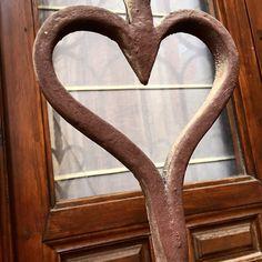 Wishbone Chair, Doors, Hearts, Windows, Furniture, Home Decor, Homemade Home Decor, Home Furnishings, Decoration Home