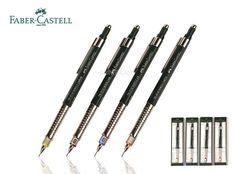 Faber Castell Mechanical Pencil TK Fine Vario L 0.35mm 0.5mm 0.7mm 1.0mm #FaberCastell