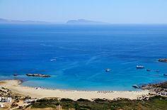 Maganari Beach in Ios Island_ Greece