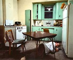 Jeff Wall - Insomnia, Cibachrome in Leuchtkasten Narrative Photography, Cinematic Photography, Conceptual Photography, Photography Storytelling, Advanced Photography, Documentary Photography, Artistic Photography, Digital Photography, Editorial Photography