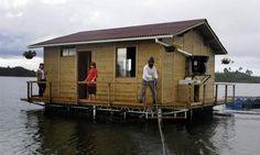 casas anti inundacion - Buscar con Google