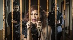 "SHE'S known for her arresting performances, but Adelaide Cabaret Festival director Kate Ceberano insists that the line-up for this year's event are ""not your usual suspects''.  That's the theme for her third and final program of more than 60 shows, which kicks off on Friday night with a Variety Gala Performance at the Festival Theatre. ""My only crime is that I was just far too fabulous,'' Ceberano joked."