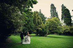 Nature and Victorian Fairy Inspired Vegan Wedding: Vikki & John · Rock n Roll Bride