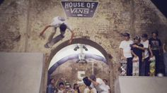 CNN goes deep under the belly of London to visit House of Vans, where culture and creativity collide.