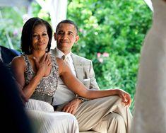 Michelle Obama, Joe Biden, Black Is Beautiful, Beautiful People, Presidente Obama, Barack Obama Family, Obama President, Malia And Sasha, Barrack Obama