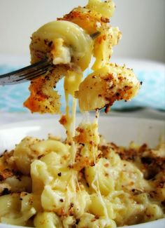 Slow-Baked Mac and Cheese Source: whiskandaprayer
