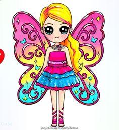 Check out this awesome post: Dibujos kawaii Kawaii Girl Drawings, Cute Disney Drawings, Cute Easy Drawings, Bff Drawings, Cute Girl Drawing, Princess Drawings, Cartoon Drawings, People Drawings, Chibi Kawaii