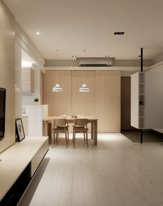 simple wooden apartment (15)