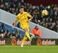 The magician Coutinho pulling the strings against Aston Villa #LFC