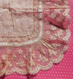 Antique Lace Vintage Lace French Lace Wedding by dishyvintage