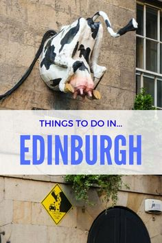 Ultimate Guide of Things to Do in Edinburgh - Excellent and plentiful information!