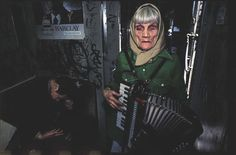 Bruce Davidson, Subway Series.