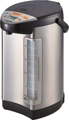 online shopping for Zojirushi America Corporation Ve Hybrid Water Boiler And Warmer, Stainless Dark Brown (Renewed) from top store. See new offer for Zojirushi America Corporation Ve Hybrid Water Boiler And Warmer, Stainless Dark Brown (Renewed) Hot Water Dispensers, Drink Dispenser, Water Boiler, Shops, Coffee Drinkers, Online Shopping Stores, Kettle, Home Kitchens, Dark Brown