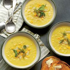 Quick-Fix Suppers: Summer Corn-and-Golden Potato Chowder