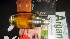 l'olio d'argan per una pelle più giovane e luminosa, per capelli belli e unghie forti e resistenti