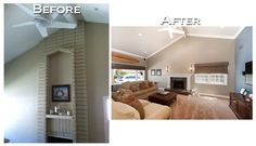 This week we are sharing with you an inspirational remodel that we recently finished in Huntington Beach! Just take a look at a few of the before and after images and you will see where the big changes took place. This is one of my favorites. Click the image to read more and see images.