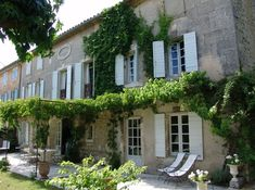my dream house in the french country side....