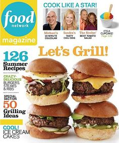 Food Network Magazine, Just $15.99 a year!