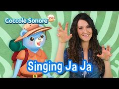 Singing ja ja - Dance with Greta - Italian Songs for Children by Coccole Sonore Canti, Singing, Family Guy, Youtube, Video, Fictional Characters, Musica, Fantasy Characters, Youtubers