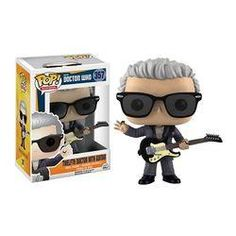 POP! TV 357: DOCTOR WHO - THE TWELFTH DOCTOR WITH GUITAR
