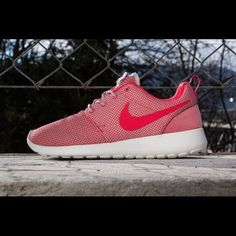 ef7bb15f0d1c Roshe Run – Womens April 2014 Never wear white tennis shoes. If you re  going to wear sneakers