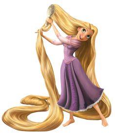 Rapunzel PNG Clipart Picture