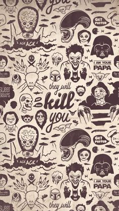 Horror movies wallpaper