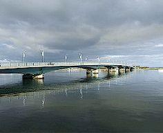 Wexford Bridge is almost long, the longest bridge in the Republic of Ireland Wexford Town, Wexford Ireland, Republic Of Ireland, The Republic, National Rail, Love Ireland, World Map App, Dublin, Beautiful Places