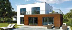 Flach 163 Das 163 m2 Malli Haus mit Flachdach