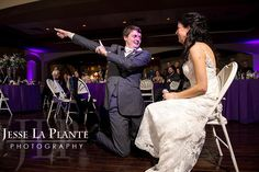 Jesse La Plante Photography | Wedding at The Pines | Genesee, CO | Garter toss