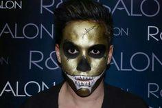 Para los chicos ya, sabes cual será tu maquillaje de Halloween? aquí te dejamos una muestra de nuestro perfecto trabajo con las mejores líneas de maquillaje. fatal fighter R&J SALON make up and hair . Bethania. Camino Real. PREVIA CITA. 3948158/59 @jkharyn @rodolfoalexander. #perfecto #jkharyn #rjsalon #rodolfo03