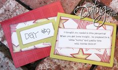 25 days of Christmas for your spouse--I will do this for my honey.