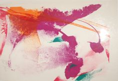 New Focus On | Puccio Fine Art | Paul Jenkins - Untitled