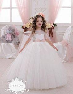 vestidos de niña para fiesta - Buscar con Google