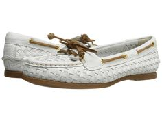 Sperry Top-Sider Audrey Platinum Leather - Zappos.com Free Shipping BOTH Ways