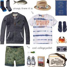 Tough boys fashion of Scotch Shrunk | www.eb-vloed.nl