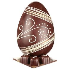 ** Swiss Chocolate Easter Egg