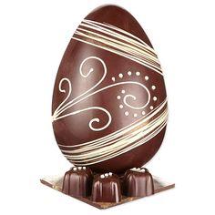 ** Swiss Chocolate Easter Egg