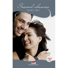 Image result for second chances book by rahul dev
