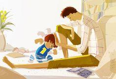 As coloridas ilustrações de Pascal Campion « GogoJob