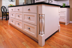 Refacing your old cabinets! - Discover home design ideas, furniture, browse photos and plan projects at HG Design Ideas - connecting homeowners with the latest trends in home design & remodeling Refacing Kitchen Cabinets Cost, New Kitchen Cabinet Doors, Kitchen Island With Drawers, Kitchen Cabinet Interior, Affordable Kitchen Cabinets, Custom Cabinet Doors, White Kitchen Island, Old Cabinets, Cabinet Drawers
