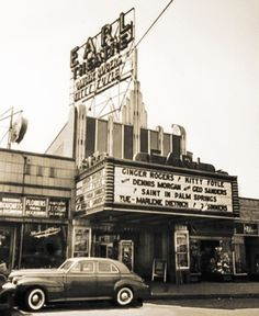 The Earl Theatre - 58 East 161 Street (not far from Yankee Stadium and the number 4 elevated train).