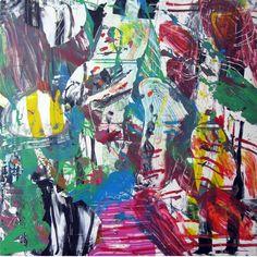 "Saatchi Art Artist: robert tavani; Acrylic 2013 Painting ""AH HA"""
