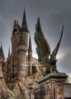 — Wizarding Schools (more here)