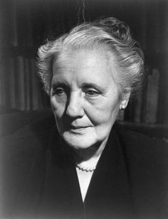 Melanie Reizes Klein,1882 – 1960, was an Austrian-born British psychoanalyst who devised novel therapeutic techniques for children that had an impact on child psychology and contemporary psychoanalysis