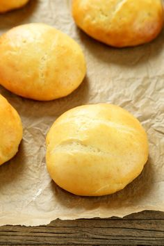 No Rise Gluten Free Yeast Rolls. Less than 40 minutes from start to finish, this the recipe for your last-minute weeknight rolls!