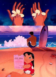 Visually Breathtaking Disney Lilo and Stitch Disney Pixar, Disney Memes, Disney Films, Disney And Dreamworks, Disney Cartoons, Disney Animation, Disney Love, Disney Magic, Lilo Ve Stitch