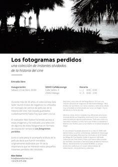 Los Fotogramas perdidos de Sela Soler