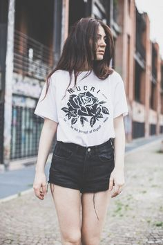MUCRI ROSE T-Shirt