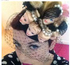 casquete de bonecas